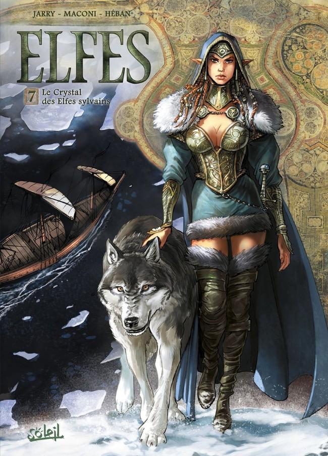 Elfes - 7 - Le Crystal des Elfes Sylvains