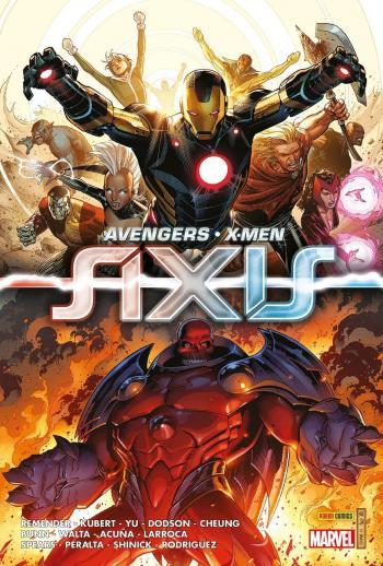 Couverture de l'album Avengers & X-Men - Axis (Absolute) (One-shot)