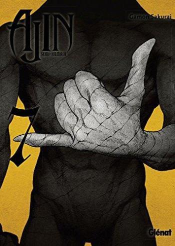 Couverture de l'album Ajin - Semi humain - 7. Tome 7