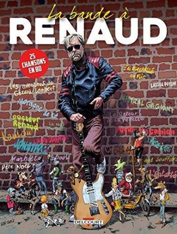 Couverture de l'album La bande à Renaud (One-shot)