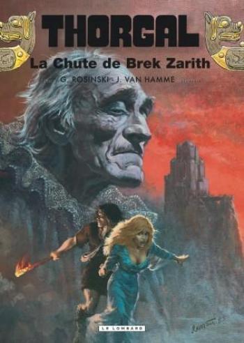 Couverture de l'album Thorgal - 6. La Chute de Brek Zarith