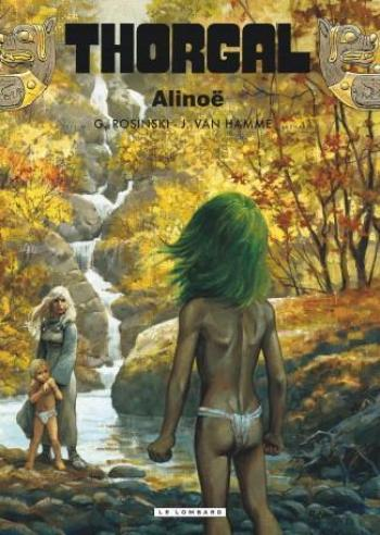 Couverture de l'album Thorgal - 8. Alinoë