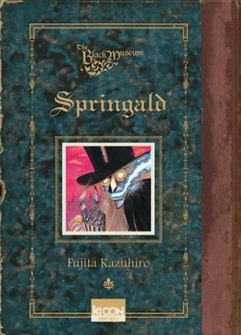 Couverture de l'album Springald (One-shot)