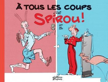 Couverture de l'album Spirou et Fantasio - HS. À tous les coups, c'est Spirou !
