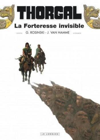 Couverture de l'album Thorgal - 19. La Forteresse invisible