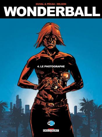 Couverture de l'album Wonderball - 4. Le Photographe