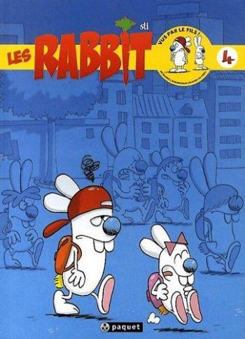 Couverture de l'album Les Rabbit - 4. Pas du matin !