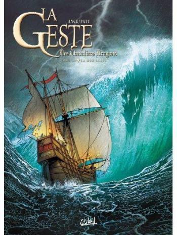 Couverture de l'album La Geste des Chevaliers Dragons - 23. La mer close