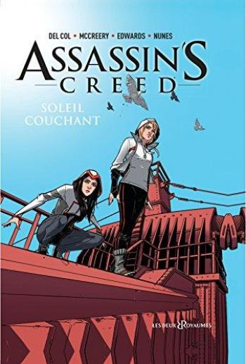 Couverture de l'album Assassin's Creed (Comics) - 2. Soleil couchant