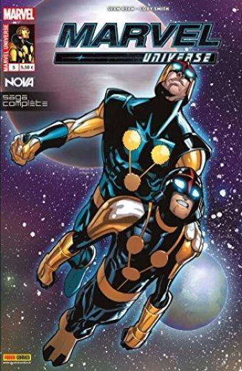Couverture de l'album Marvel Universe (V4) - 5. La flamme vacille