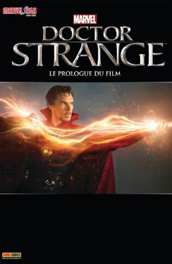 Couverture de l'album Marvel Saga - Hors Série (V2) (One-shot)