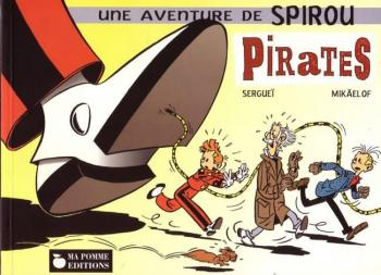 Couverture de l'album Spirou et Fantasio - HS. Pirates