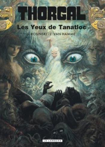 Couverture de l'album Thorgal - 11. les yeux de tanatloc