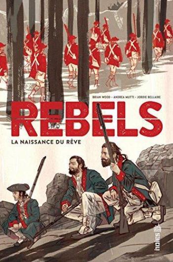 Couverture de l'album Rebels (One-shot)