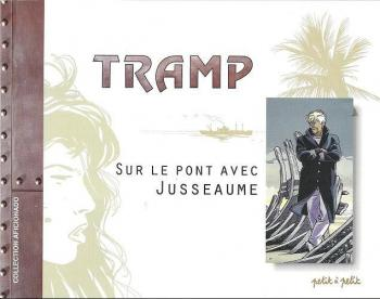 Couverture de l'album Tramp - HS. Sur le pont avec Jusseaume