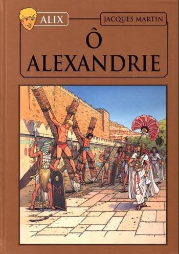 Couverture de l'album Alix (Hachette) - 20. Ô Alexandrie