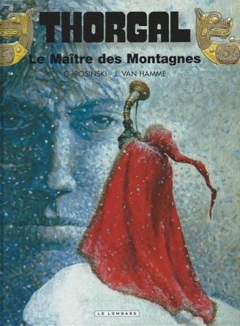 Couverture de l'album Thorgal - 15. Le Maître des montagnes