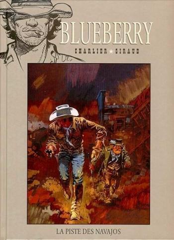 Couverture de l'album Blueberry - 5. La Piste des Navajos
