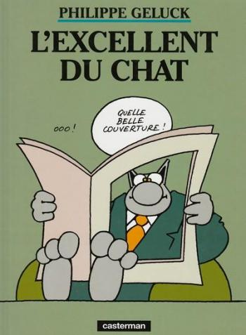 Couverture de l'album Le Chat (Best Of) - 2. L'Excellent du Chat