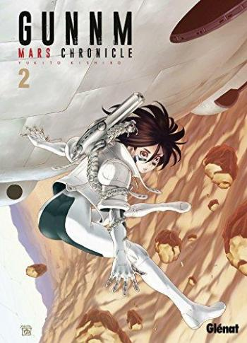 Couverture de l'album Gunnm - Mars Chronicle - 2. Gunnm Mars Chronicle - Tome2