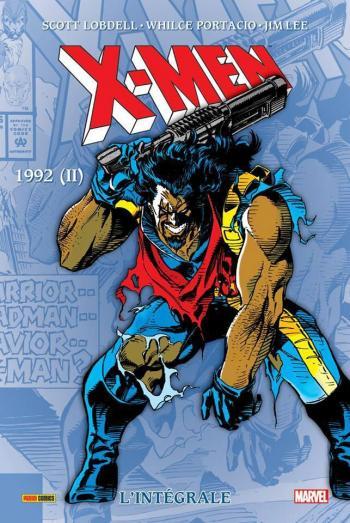 Couverture de l'album X-Men - L'Intégrale - 31. 1992 (II)