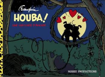 Couverture de l'album Marsupilami - HS. Houba ! Une histoire d'amour