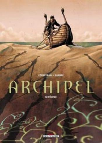 Couverture de l'album Archipel - 1. Le déluge