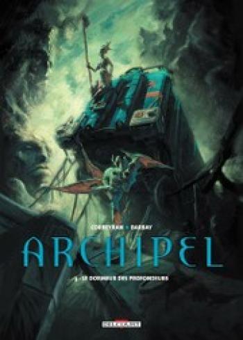 Couverture de l'album Archipel - 3. Le dormeur des profondeurs