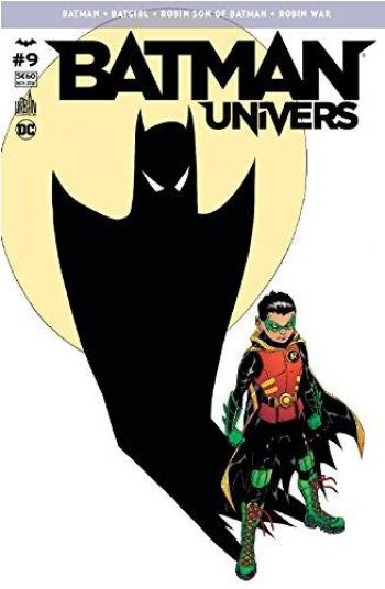 Couverture de l'album Batman Univers - 9. Tome 9