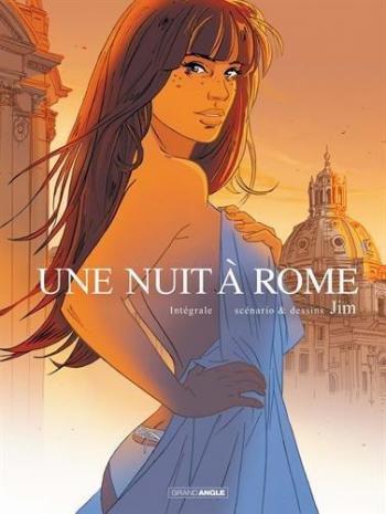 Couverture de l'album Une nuit à Rome - INT. Une nuit à Rome Intégrale