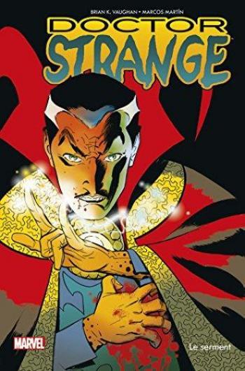 Couverture de l'album Doctor Strange - Le serment (One-shot)