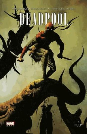 Couverture de l'album Deadpool Pulp (One-shot)