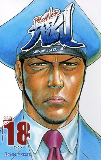 Couverture de l'album Prisonnier Riku - 18. Choix