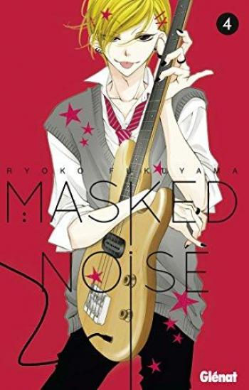 Couverture de l'album Masked Noise - 4. Tome 4
