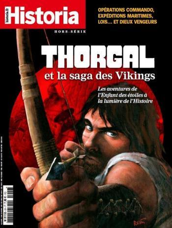 Couverture de l'album Thorgal - HS. Thorgal et la saga des Vikings (Historia)