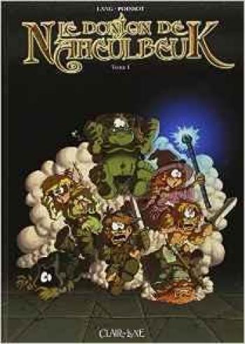 Couverture de l'album Le Donjon de Naheulbeuk - 1. Première Saison - Partie 1