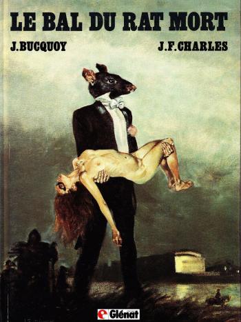 Couverture de l'album Le bal du rat mort (One-shot)