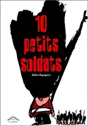 Couverture de l'album 10 petits soldats (One-shot)