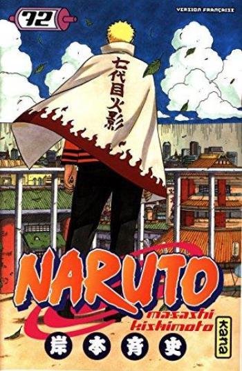 Couverture de l'album Naruto - 72. Naruto - Tome 72
