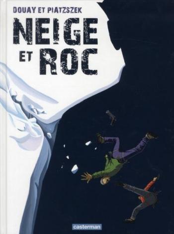 Couverture de l'album Neige et roc (One-shot)