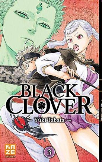 Couverture de l'album Black Clover - 3. Tome 3