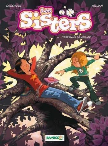 Couverture de l'album Les Sisters - 11. C'est dans sa nature