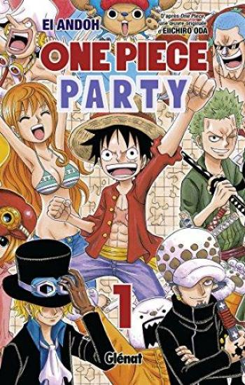Couverture de l'album One Piece Party - 1. Tome 1