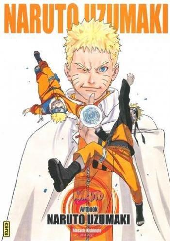 Couverture de l'album Naruto - HS. Naruto - ArtBook 3
