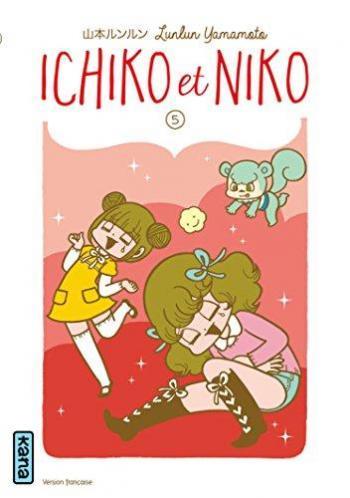 Couverture de l'album Ichiko et Niko - 5. Tome 5