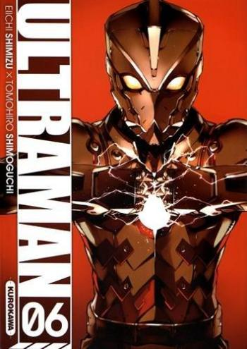 Couverture de l'album Ultraman - 6. Tome 6