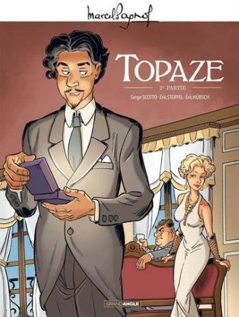Couverture de l'album Topaze - 2. Topaze 2e Partie