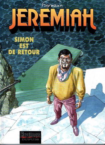 Couverture de l'album Jeremiah - 14. Simon est de retour