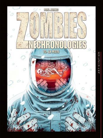 Couverture de l'album Zombies néchronologies - 3. La Peste
