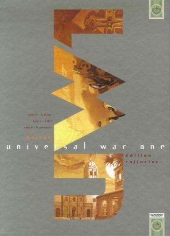 Couverture de l'album Universal War One - COF. Coffret tomes 4 à 6